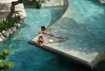 Gorgeous Swimming Pools / by Retox Magazine