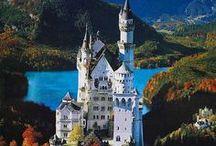 Castles ~ Architectural Design / by Sherron Hine