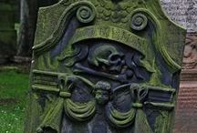 memento mori / Beautiful and unusual cemetery memorials / by clew meister