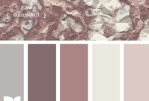color palettes / by Hensley Underwood