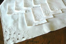 CUSH Wedding / At CUSH we offer the best in vintage textiles for your special day. / by Susan Patterson