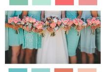 Color Scheme  / by Orlando Wedding & Party Rentals