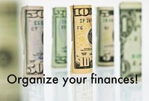 Financially Fit / Budgeting, Investing and Savings tips to keep your financial future sound!  / by Toi Landon