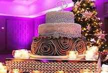 Cakes, cupcakes & more! / by Orlando Wedding & Party Rentals