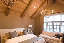 Decorate: Bedroom Chic / A dreamy place to rest your eyes / by Toi Landon