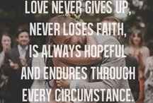 Romantic/Wedding Quotes / by Orlando Wedding & Party Rentals