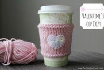 Crochet / Knit / by Delise Martella