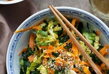 Crunchy Salads + More / by Susan Salzman(The Urban Baker)