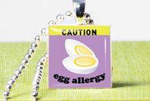 Raelyn's Egg Allergy / by Casey Stoner