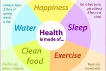 Stayin' Healthy / by Joelle Winter