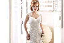 Gorgeous Gowns around $700 to $800 / by Mary's Bridal