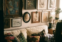 plants and interiors / by sandra {last tango in paris vintage}