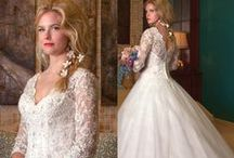 Spring 2014 Bridal Gown Collection / Find a store near you at http://www.marysbridal.com/stores.aspx / by Mary's Bridal