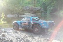 The RC walk / I took a walk with my Team Associated SC8.2e Factory Team in our beautiful nature.  / by Remote Addicted