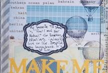 Sketchbook Inspiration / by Pattie Belle Hastings