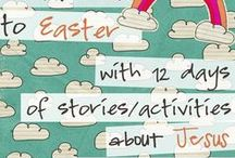 SPRING / Easter, Mother's Day, Father's Day, and other Spring holidays and festivities / by Awana