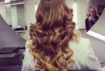 hair and make-up  / by Lyly Styles