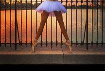 Ballet, tutu & pointe  / by Lysa Cortopassi