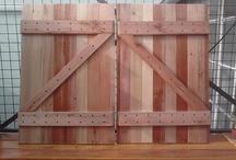 Reciclotimico / Diseño de muebles a medida con pallets, o re-utilizando maderas de otros muebles. Creación de nuevos objetos, a partir de objetos en deshuso. Pequeños arreglos hogareños relacionados con la madera. / by Cristian Arsanto