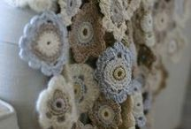Crochet, ganchillo, punto, tricot... / by Mari Carmen R.