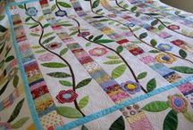 Quilts - Applique / by Susan Ovard