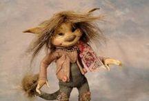 Hobgoblins & Pixies / by Eileen Kay