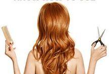 Hair & Beauty / by Susana de Almeida