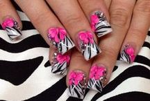 Nails  / More girly stuff! / by Lisa Barber