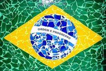 Brasil  / by Gabrielle Cheberle