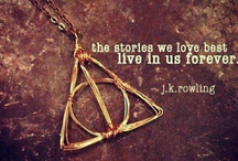 All Things Harry Potter :D / by Danielle Smith
