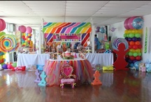 Birthday Party Ideas / by The Way to His Heart