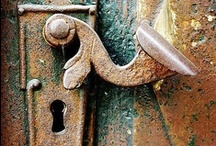 Locks & Keys / by Susan Garnett