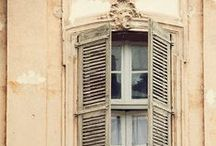 Windows, Doors & Details / MY OBSESSION / by Susan Garnett
