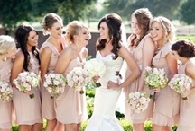 Bridal Party / by Weddings of Tulsa