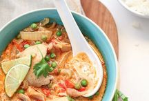 simmer. / soups + stews / by Brawner