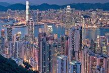 Conrad Cities: Hong Kong / by Conrad Hotels
