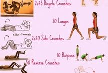 Fitness / by Brittney Bowling