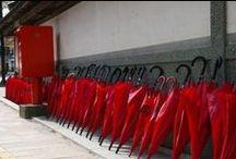 THE RED UMBRELLA - Fun Stuff / by Millana