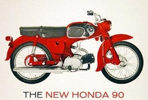 Motorcycles of the 60's & 70's / by Dave Armishaw