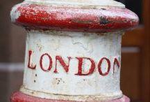 London of course / by Vesna Vujovic-Utjesinovic II