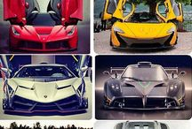 Exotic Cars / by Zero Height