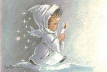 Painting-Christmas #2 / by Julie Veronneau