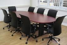 Konferencijski stolovi / Konferencijski stolovi za operativne i managerske sobe za sastanke. / by namjestaj doriva