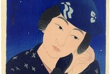 Japanese Woodblocks / by I Am Astounded
