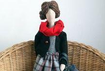 dolls / by Cvety Nik