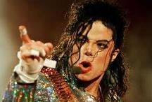 Michael Joseph  Jackson <3  KING of POP! / by Robbie Brom