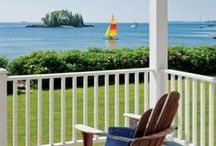 Maine Homes / Beautiful abodes from across the state.  / by Down East Magazine