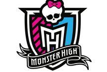 Monster High / by Claudia Talbott