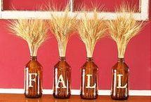 Happy Fall Y'all / by Hannah Byram
