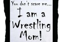 Wrestling / by Annette Danielson